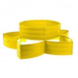 Садовый конструктор Клумба, желтый
