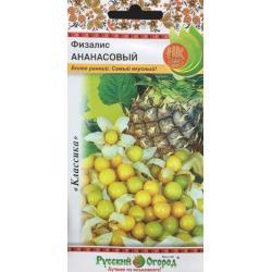 Семена. Физалис Ананасовый (20 штук)
