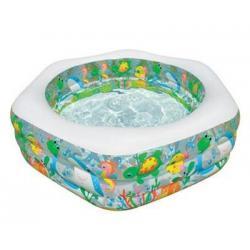 Детский надувной бассейн Intex, 191x178x61 см