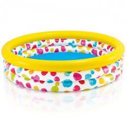 Детский надувной бассейн Intex, 168х38 см